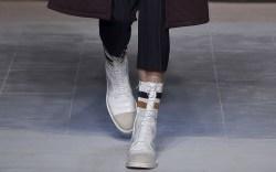 Raf Simons Men's Fashion Week Fall