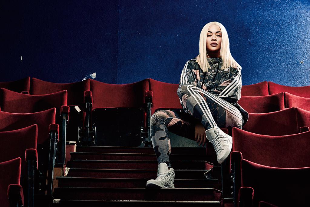 Rita Ora Adidas Originals