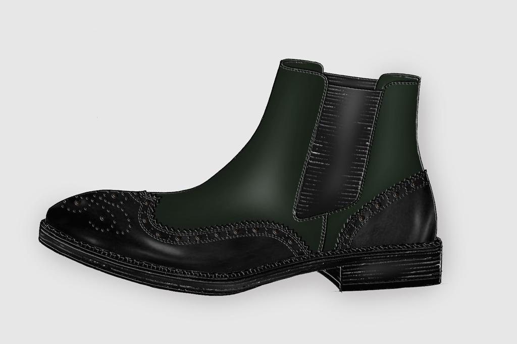 robert clergerie fall 16 mens shoe