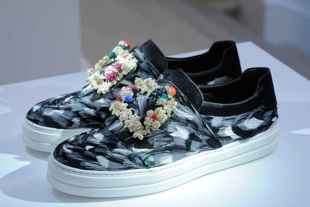 Roger Vivier fall 2016 shoe collection