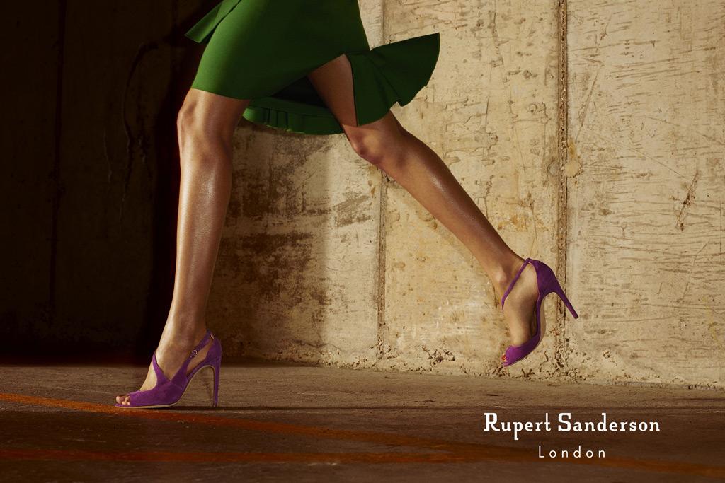 Rupert Sanderson Spring 2016 Campaign