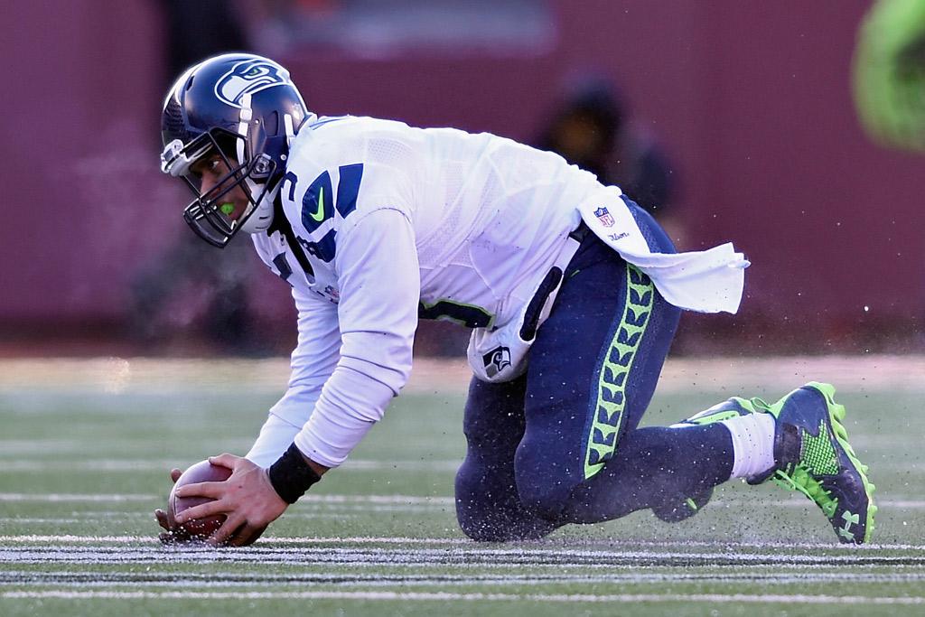 Russell Wilson Seattle Seahawks