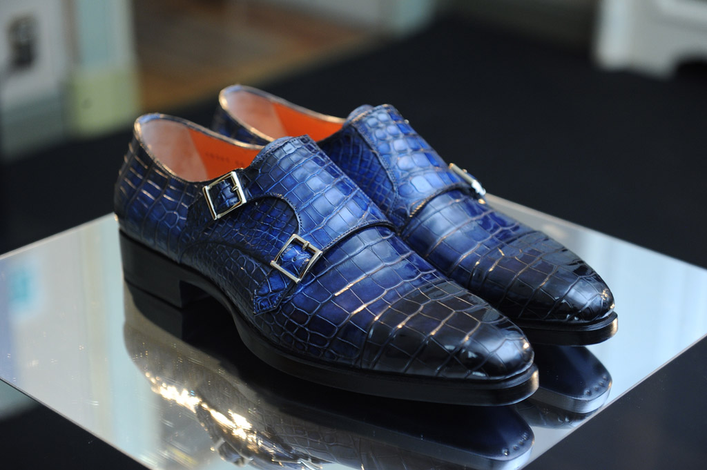 Santoni men's fall 2016 shoes collection
