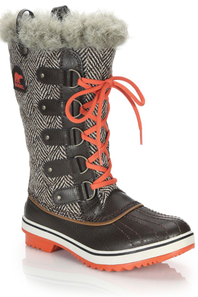 Cold Weather Boots 2016
