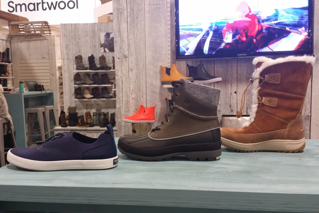Paul Sperry Fall Collection