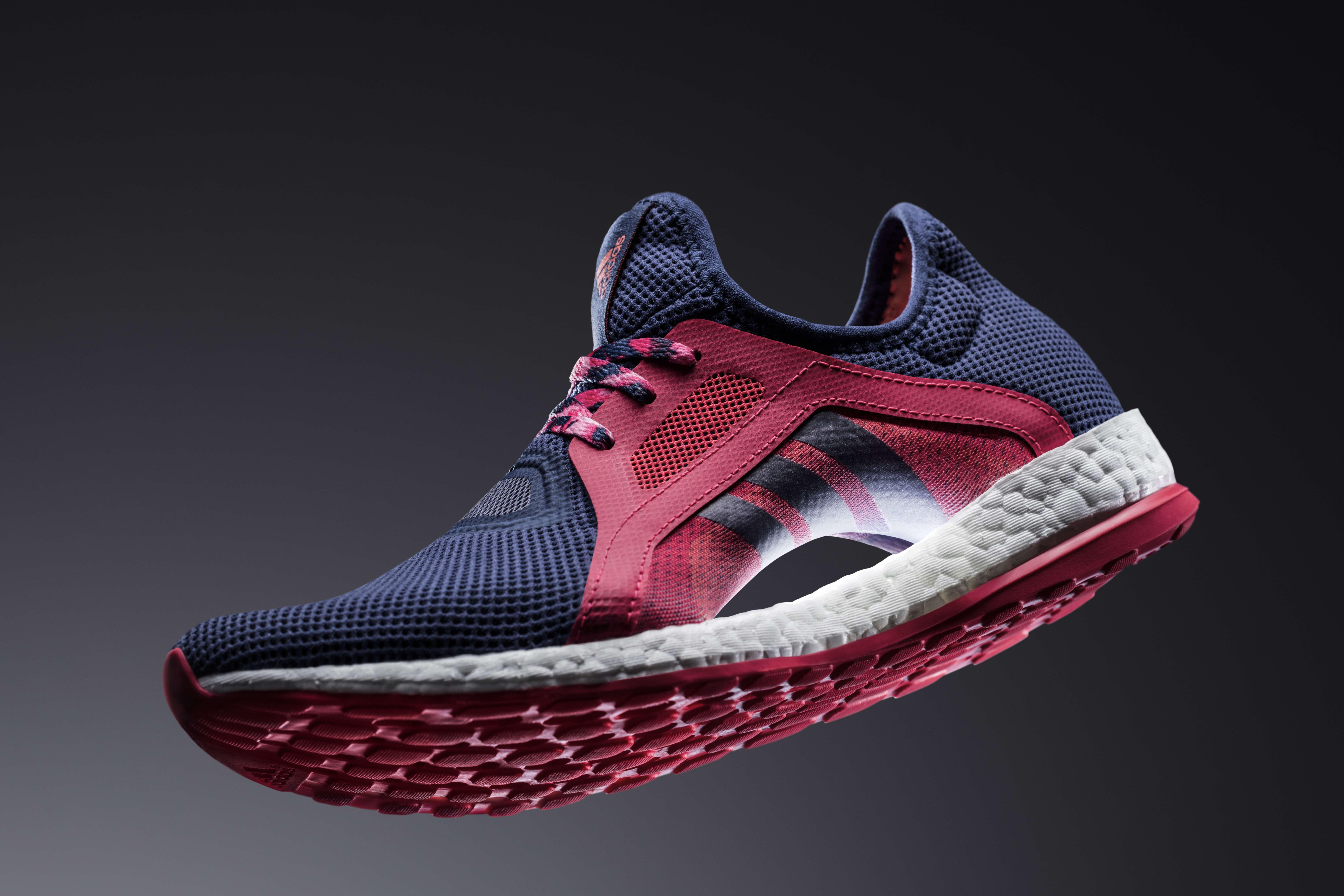 Adidas Unveils PureBOOST X Running Shoe