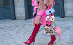 Street Style Paris Couture Spring 2016