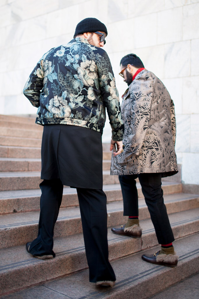 Gucci S Fur Loafers Seen On The Streets Of Milan Men S Fashion Week Medinatheatre News