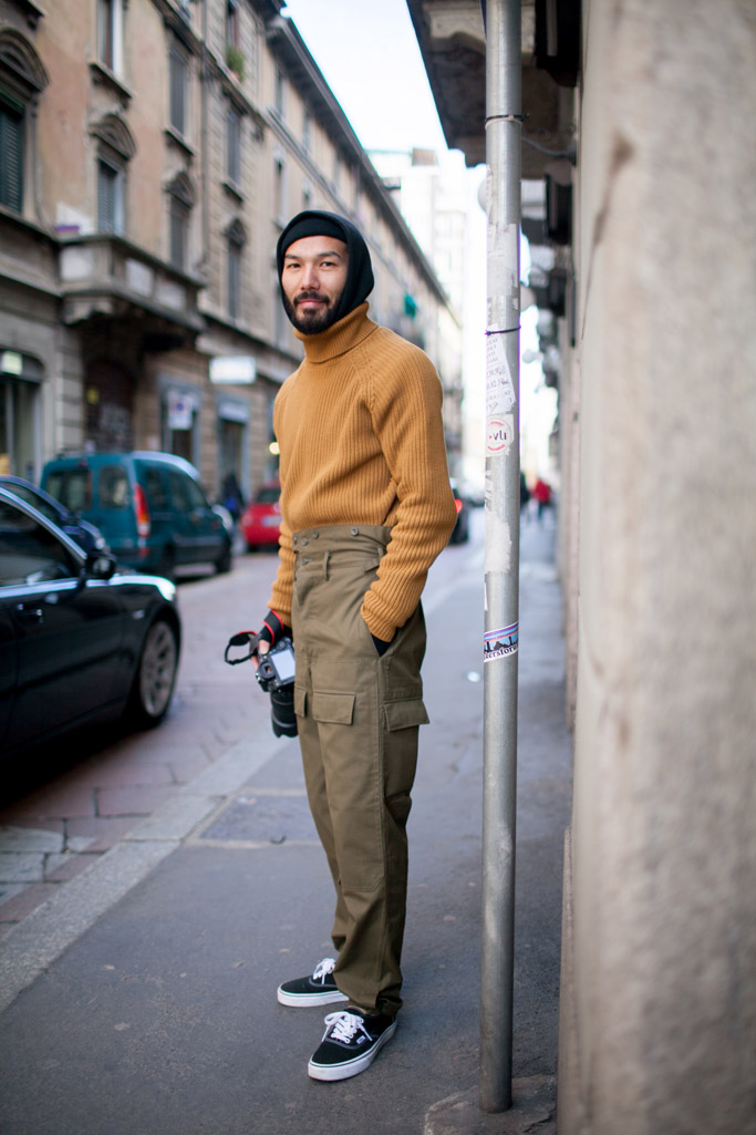 Men's Street Style Fashion Sneakers Fall 2016