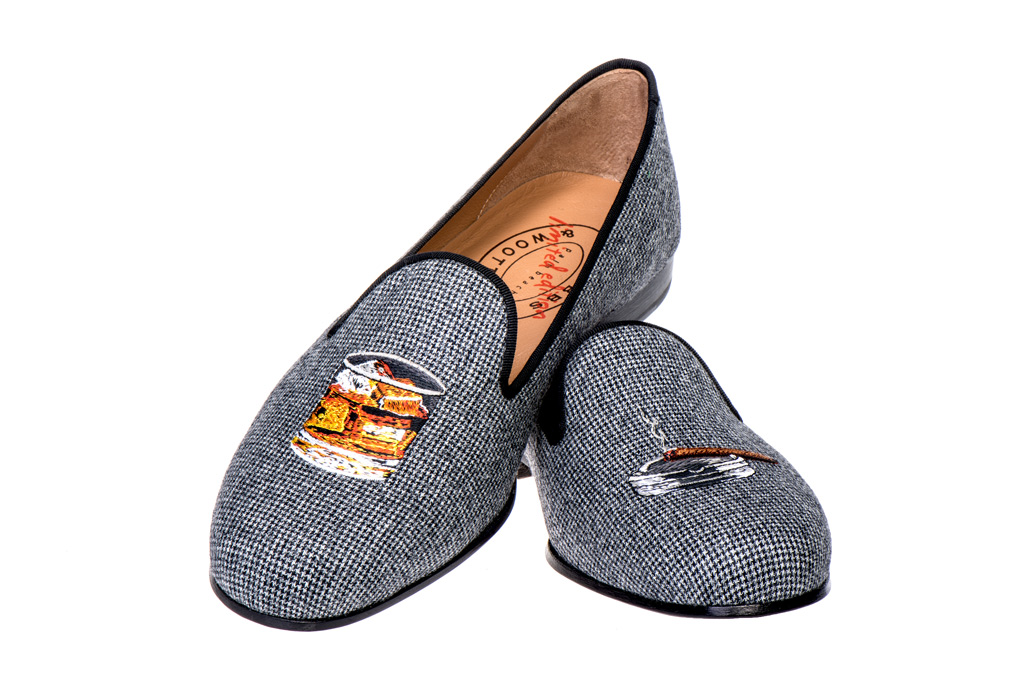 stubbs and wootton fall 16 mens loafer