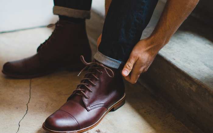 Tawny Goods boot