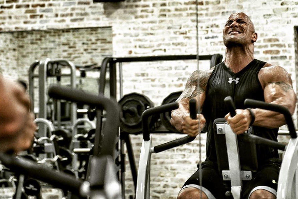 Inspiración campo Recitar  Under Armour Signs Long-Term Partnership With The Rock – Footwear News