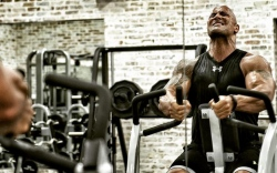 The Rock Under Armour