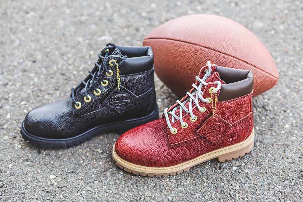 Timberland Horween Boots