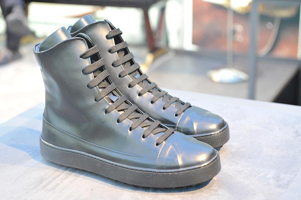 Tod's Men's Fashion Week Fall 2016 Shoes