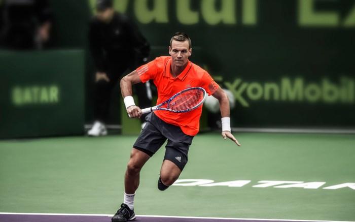 Tomas Berdych Adidas Tennis