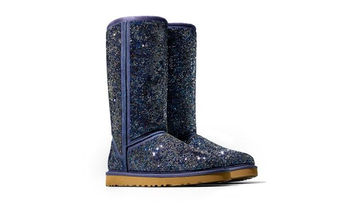 Ugg Swarovski Boots Challenge
