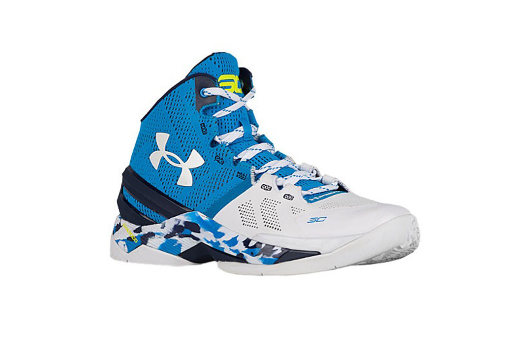 Under Armour Curry Two Haight Street