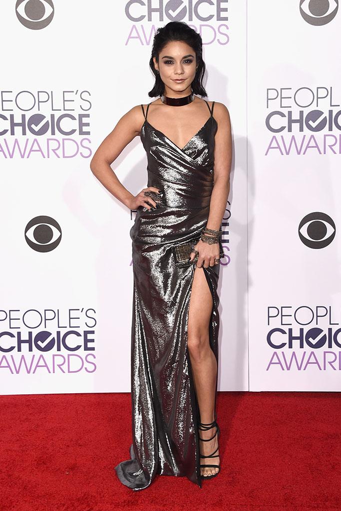 Vanessa Hudgens People's Choice Awards 2016 Red Carpet