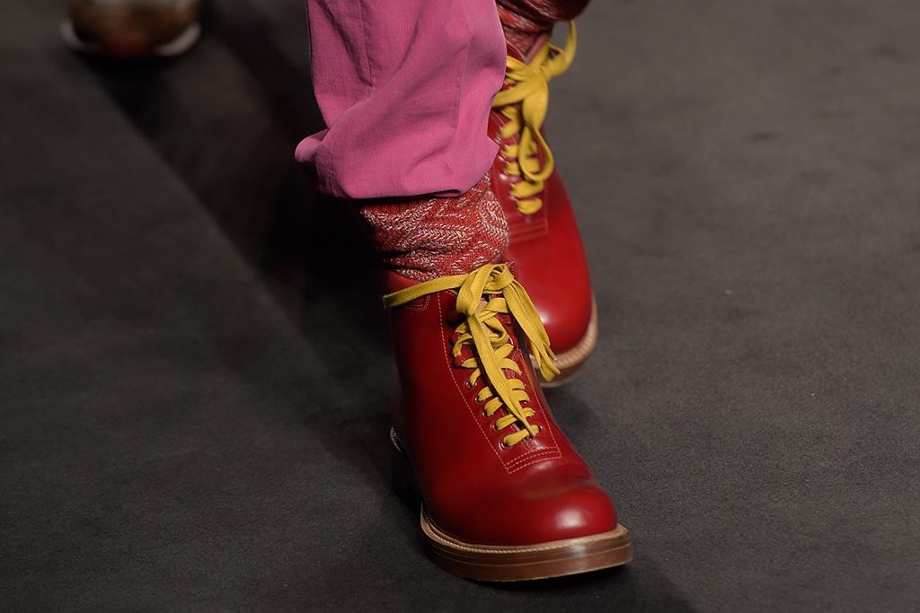 Vivienne Westwood Men's Fashion Week Fall 2016 Shoes