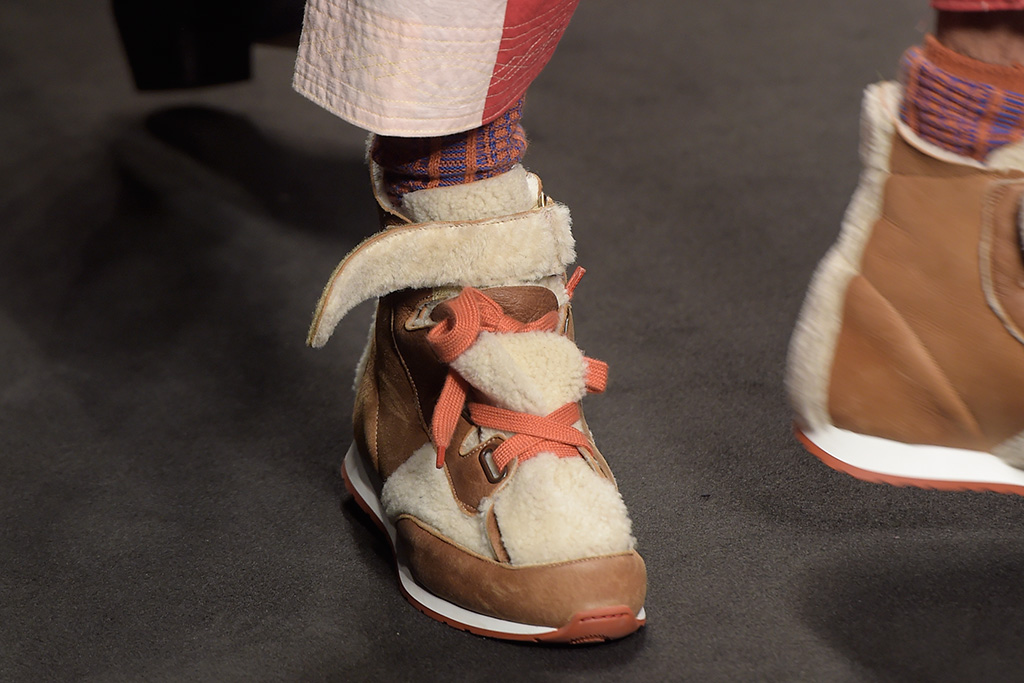 Vivienne Westwood Men's Fashion Week Fall 2016 Shoes