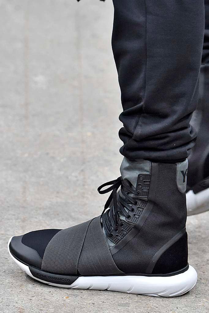 Y-3 mens fall 2016 shoes paris fashion week