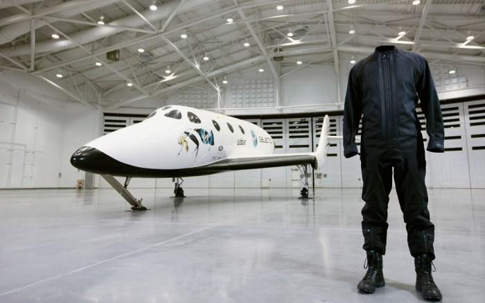 Adidas Y-3 Virgin Galactic