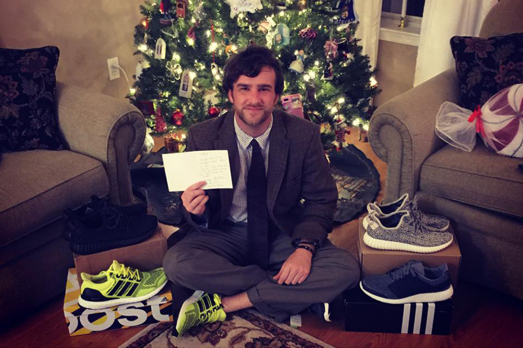 Cancer Patient Claims Yeezy Boost Saved His Feet