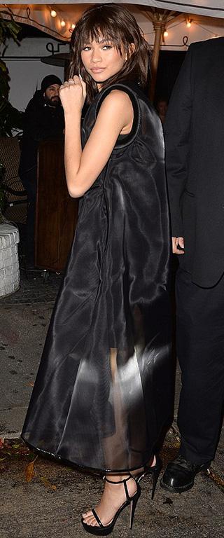Zendaya Golden Globes Ruthie Davis