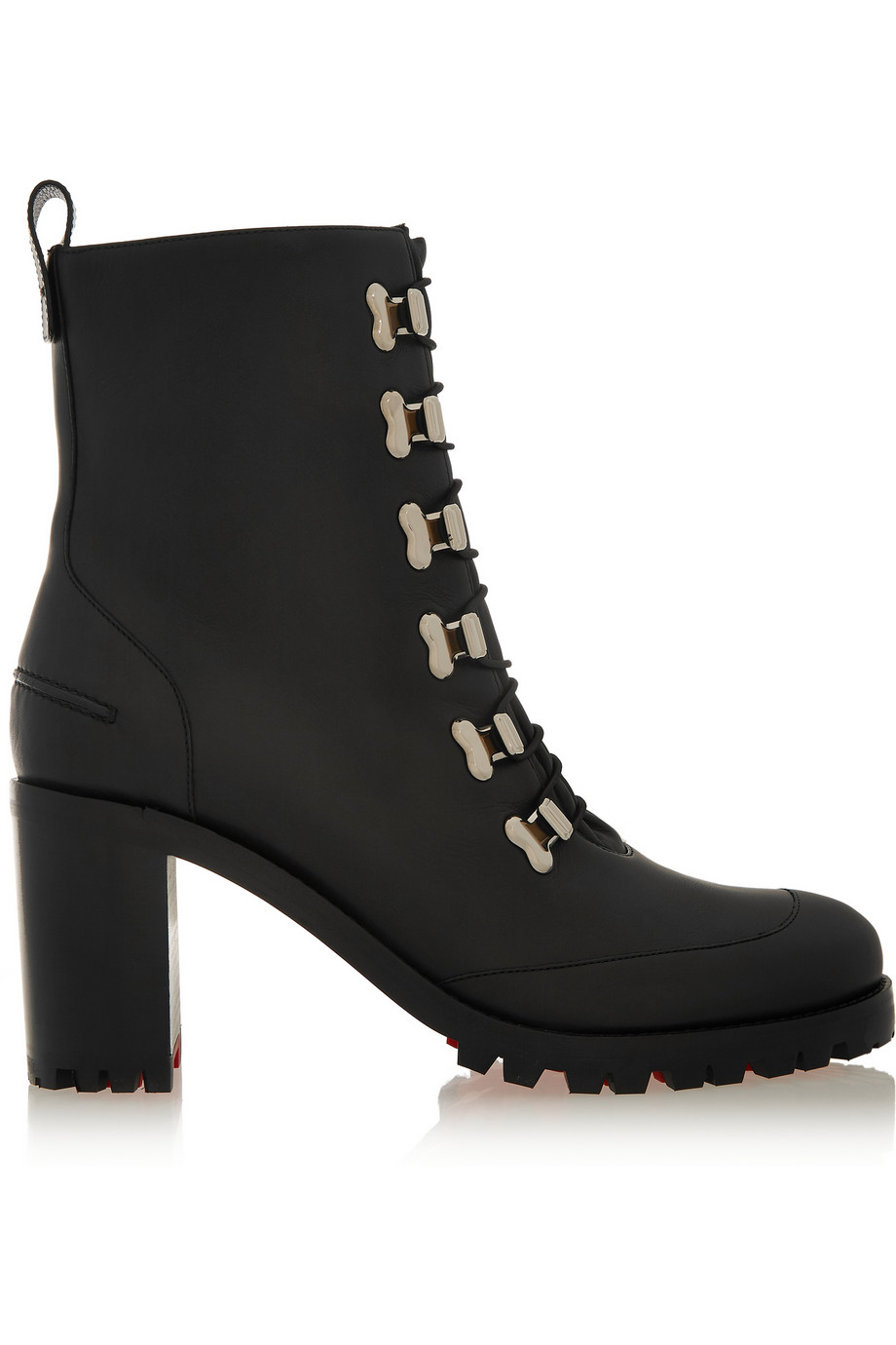 Christian Louboutin Country Crochet boots