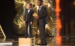 Abraham Attah Oscars 2016, Toms