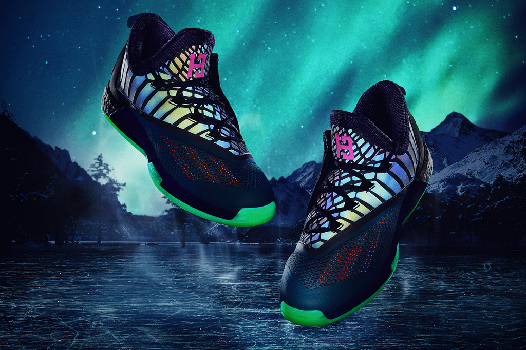 Adidas James Harden Crazylight Boost 2.5 All Star PE