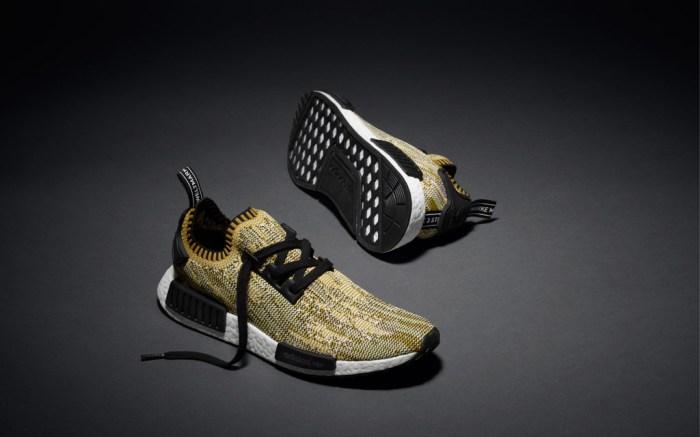 Adidas Originals Unveils Gold Nmd R1 Primeknit Photos Footwear