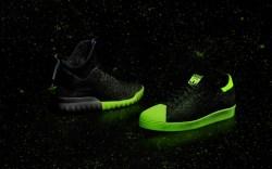 Adidas Glow In The Dark Superstar
