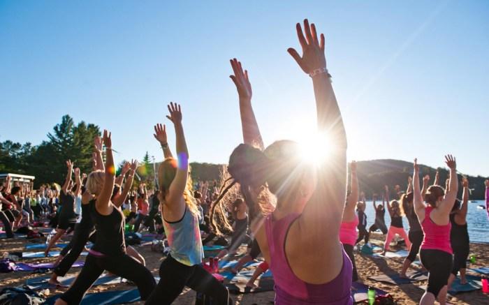 Adidas Wanderlust Outdoor Yoga