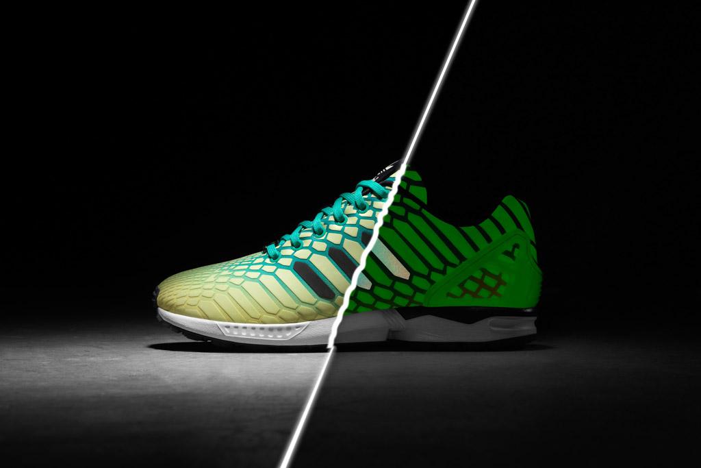 Adidas Originals Xeno Borealis ZX Flux Mens