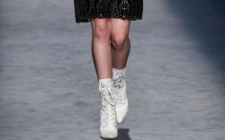 Alberta Ferretti Fall 2016 Shoes On