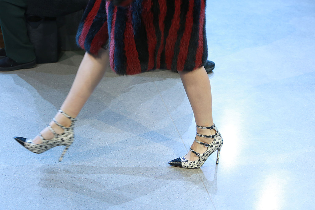 Altuzarra RTW Fall 2016 Shoes On The Runway