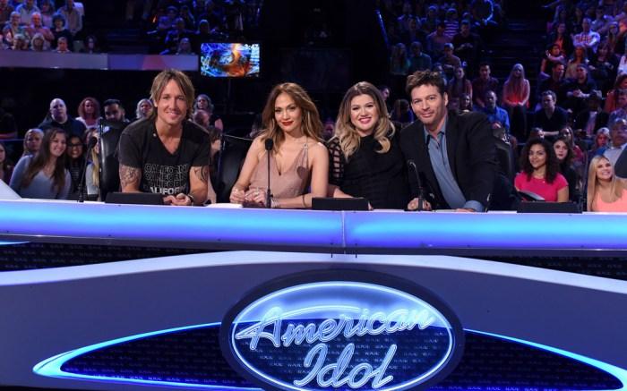 Jennifer Lopez American Idol Farewell Season
