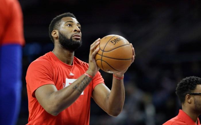 Andre Drummond Jordan Brand NBA