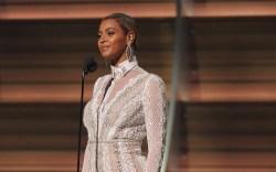 Beyoncé Grammy Awards 2016