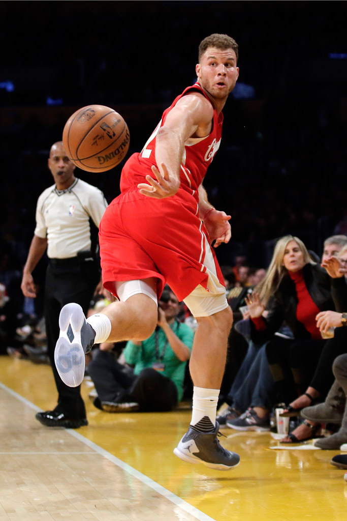 Blake Griffin Los Angeles Clippers Jordan Brand Super.Fly 4