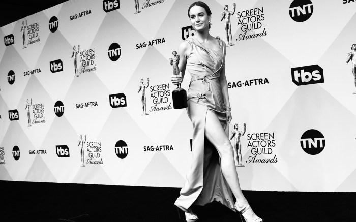 Brie Larson SAG Awards