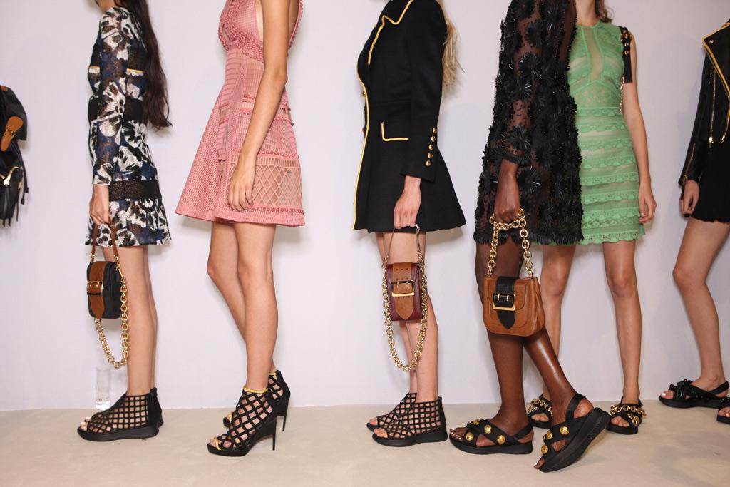 Burberry Fashion Show Spring 2016