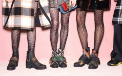 Burberry Fall 2016 Shoes On The