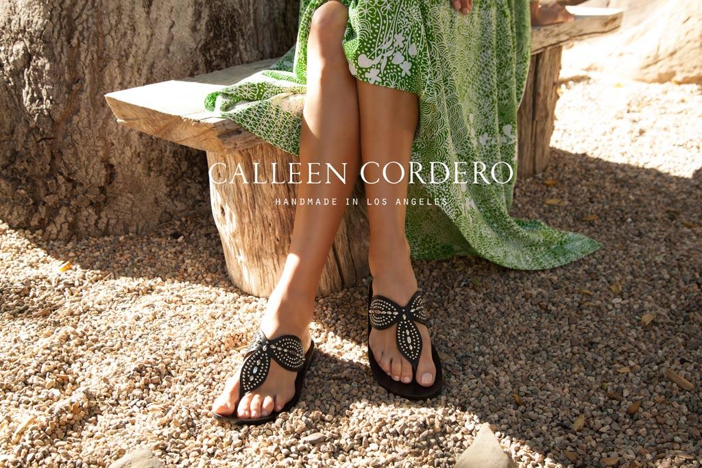 Calleen Cordero Spring 2016 Campaign