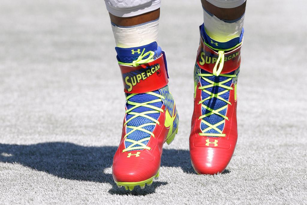 Cam Newton Shoe Style Cam Newton Shoe Style