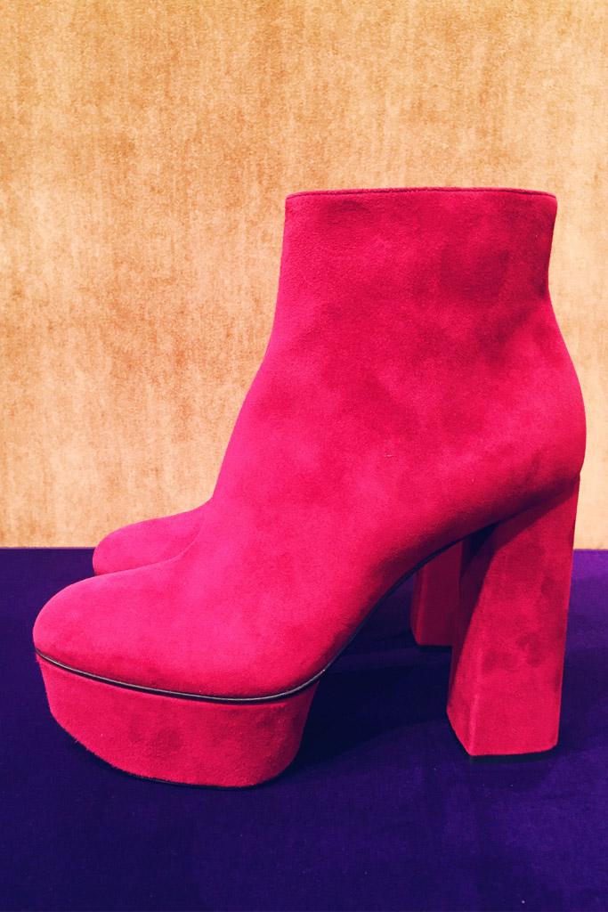 Casadei Fall 2016 Shoes Milan Fashion Week