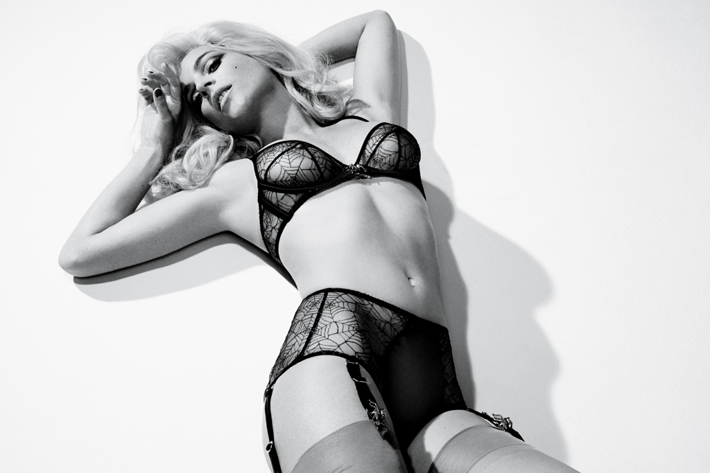 Charlotte Olympia Agent Provocateur Lingerie Collection