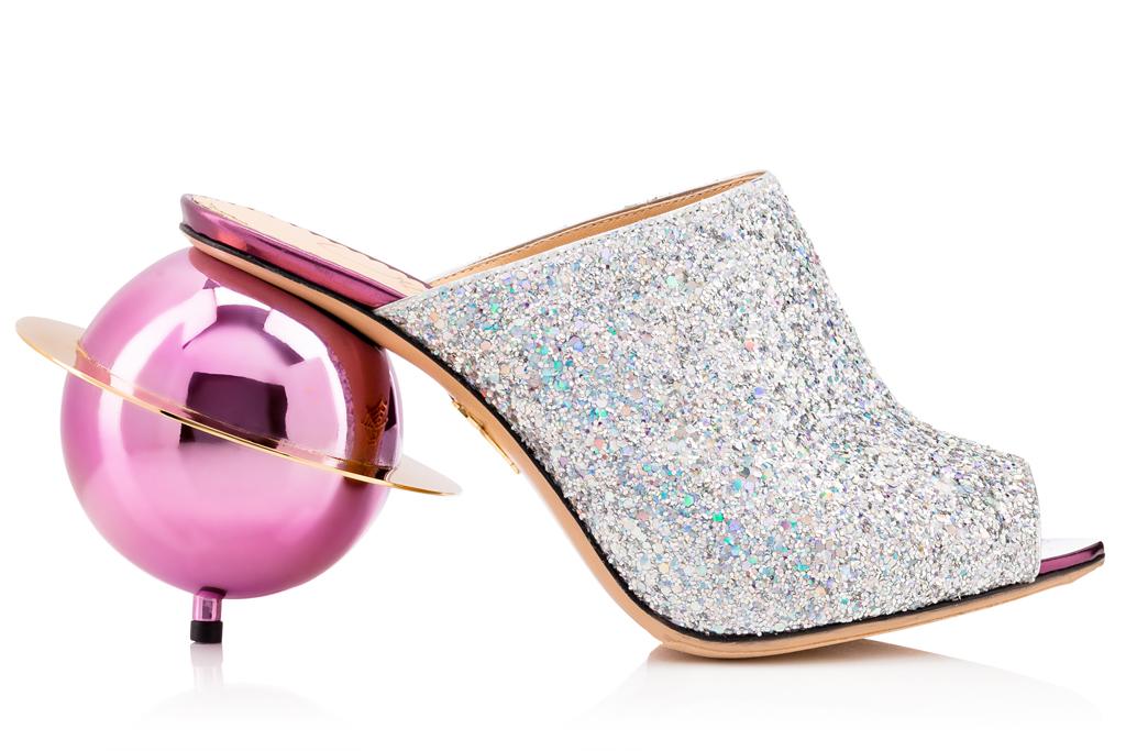 Charlotte Olympia Shoes Fall 2016 London Fashion Week